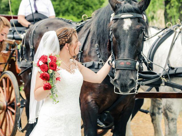 Le mariage de Cédric et Adeline à Saint-Julien-sur-Sarthe, Orne 52