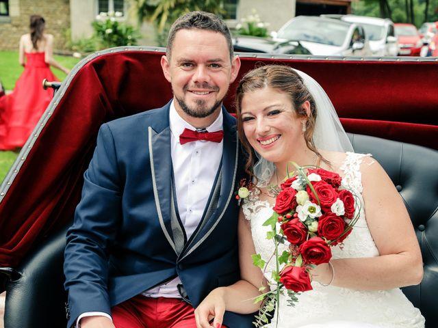 Le mariage de Cédric et Adeline à Saint-Julien-sur-Sarthe, Orne 55