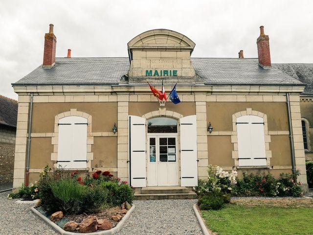 Le mariage de Cédric et Adeline à Saint-Julien-sur-Sarthe, Orne 60