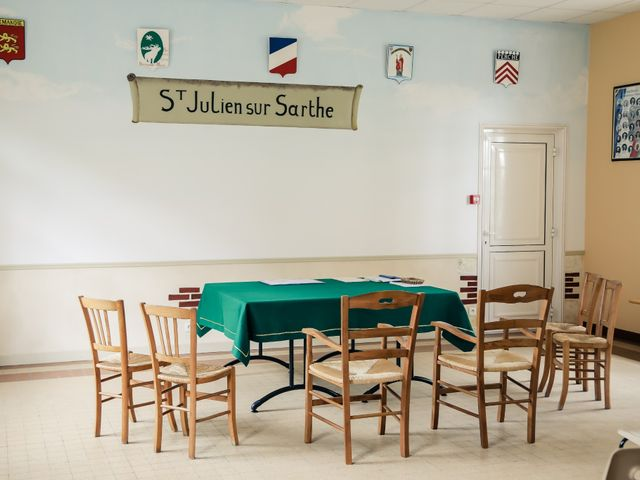 Le mariage de Cédric et Adeline à Saint-Julien-sur-Sarthe, Orne 61