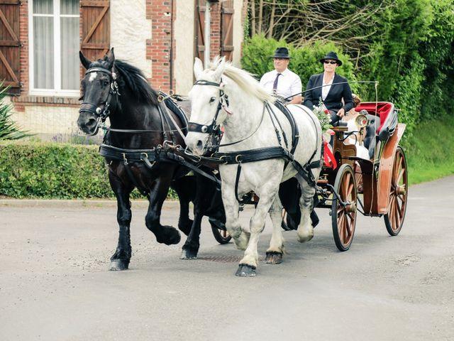 Le mariage de Cédric et Adeline à Saint-Julien-sur-Sarthe, Orne 62