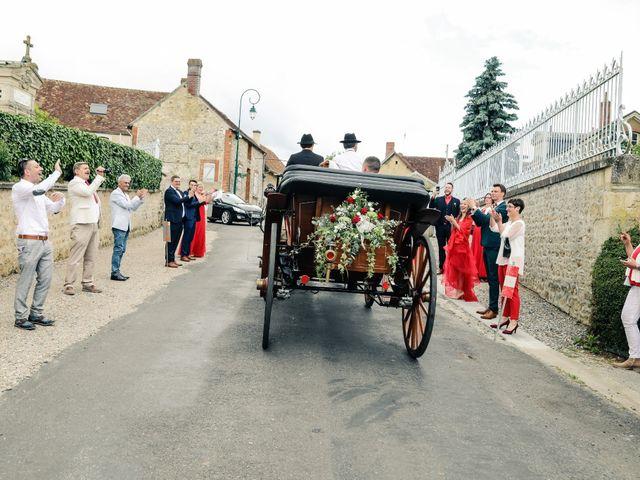 Le mariage de Cédric et Adeline à Saint-Julien-sur-Sarthe, Orne 63