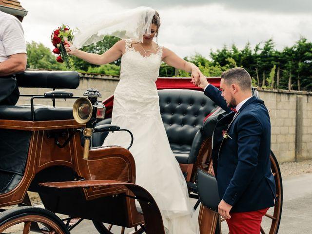 Le mariage de Cédric et Adeline à Saint-Julien-sur-Sarthe, Orne 64
