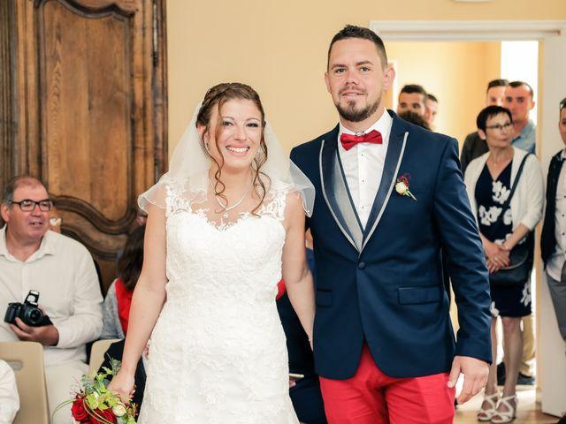Le mariage de Cédric et Adeline à Saint-Julien-sur-Sarthe, Orne 72