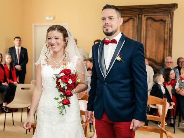 Le mariage de Cédric et Adeline à Saint-Julien-sur-Sarthe, Orne 74