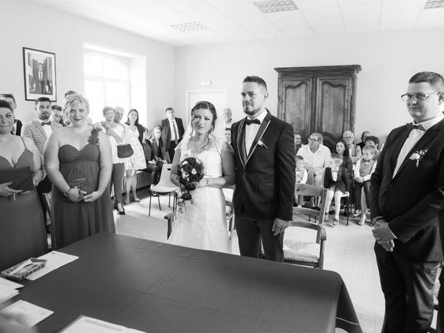 Le mariage de Cédric et Adeline à Saint-Julien-sur-Sarthe, Orne 76