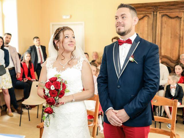 Le mariage de Cédric et Adeline à Saint-Julien-sur-Sarthe, Orne 78