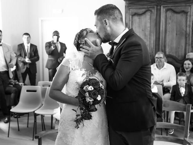 Le mariage de Cédric et Adeline à Saint-Julien-sur-Sarthe, Orne 80