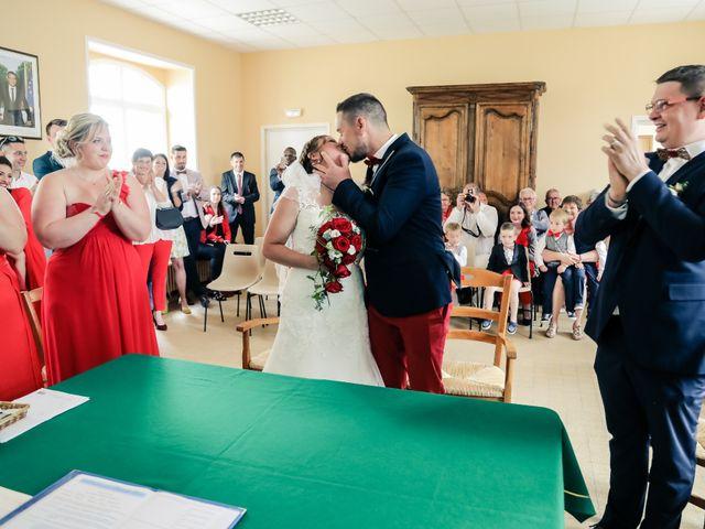 Le mariage de Cédric et Adeline à Saint-Julien-sur-Sarthe, Orne 81
