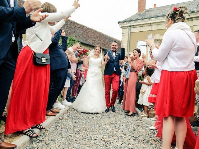 Le mariage de Cédric et Adeline à Saint-Julien-sur-Sarthe, Orne 92