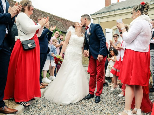 Le mariage de Cédric et Adeline à Saint-Julien-sur-Sarthe, Orne 93