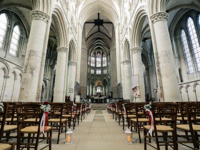 Le mariage de Cédric et Adeline à Saint-Julien-sur-Sarthe, Orne 97