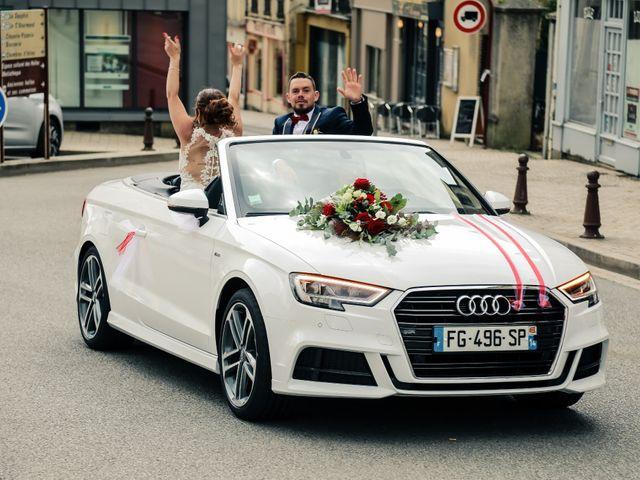 Le mariage de Cédric et Adeline à Saint-Julien-sur-Sarthe, Orne 101