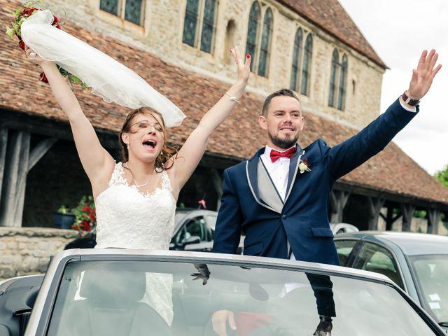 Le mariage de Cédric et Adeline à Saint-Julien-sur-Sarthe, Orne 102