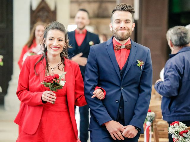 Le mariage de Cédric et Adeline à Saint-Julien-sur-Sarthe, Orne 109