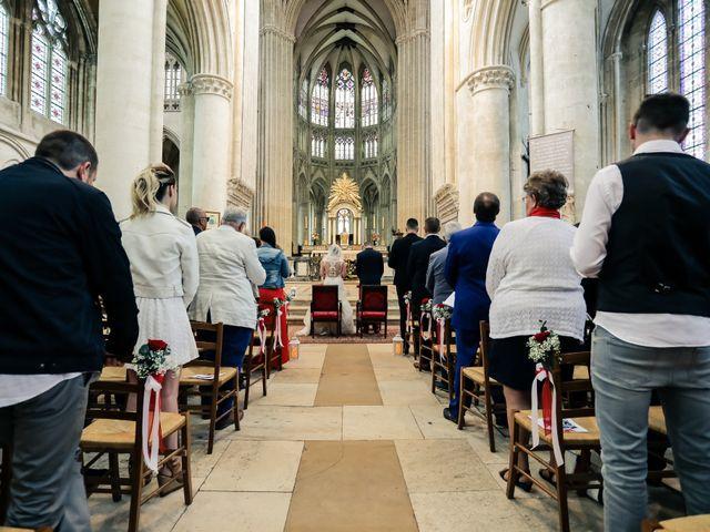 Le mariage de Cédric et Adeline à Saint-Julien-sur-Sarthe, Orne 116
