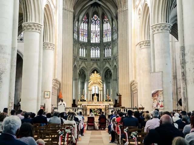 Le mariage de Cédric et Adeline à Saint-Julien-sur-Sarthe, Orne 121