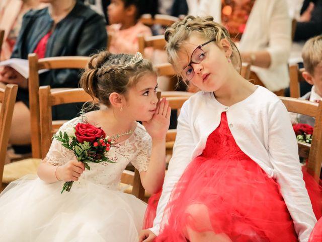 Le mariage de Cédric et Adeline à Saint-Julien-sur-Sarthe, Orne 124