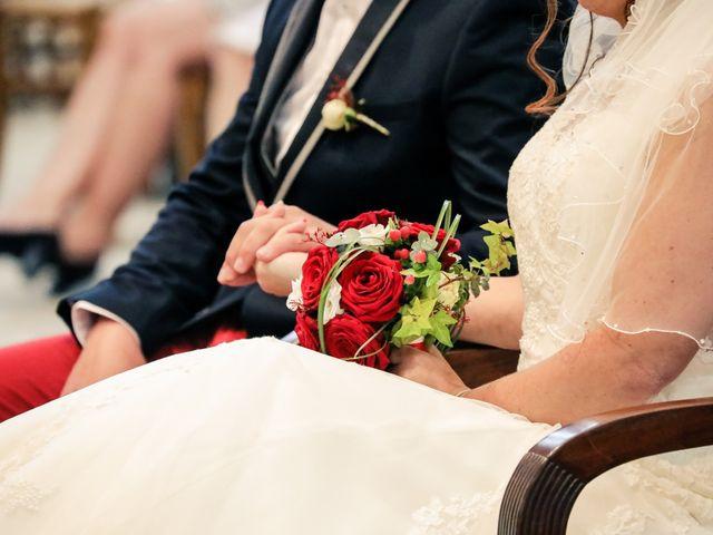 Le mariage de Cédric et Adeline à Saint-Julien-sur-Sarthe, Orne 125