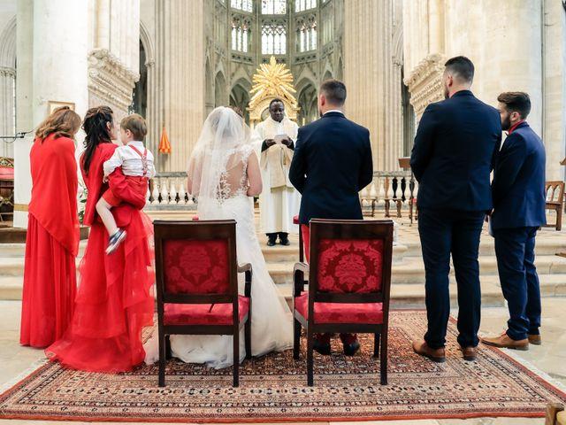 Le mariage de Cédric et Adeline à Saint-Julien-sur-Sarthe, Orne 130