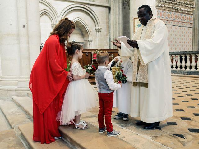 Le mariage de Cédric et Adeline à Saint-Julien-sur-Sarthe, Orne 135