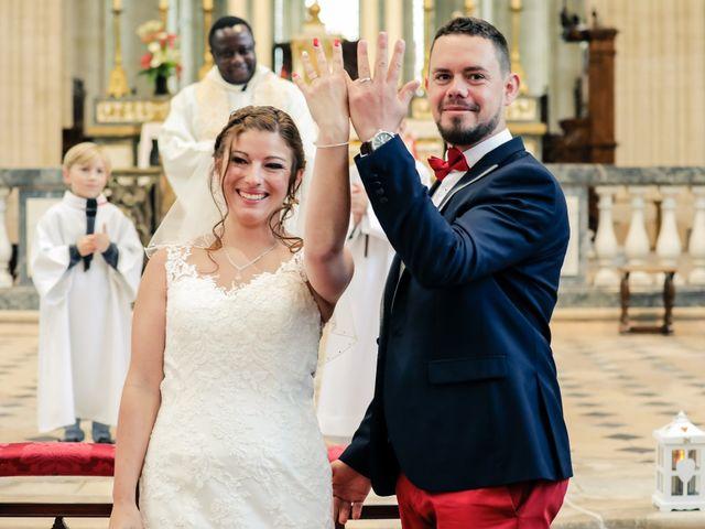 Le mariage de Cédric et Adeline à Saint-Julien-sur-Sarthe, Orne 146