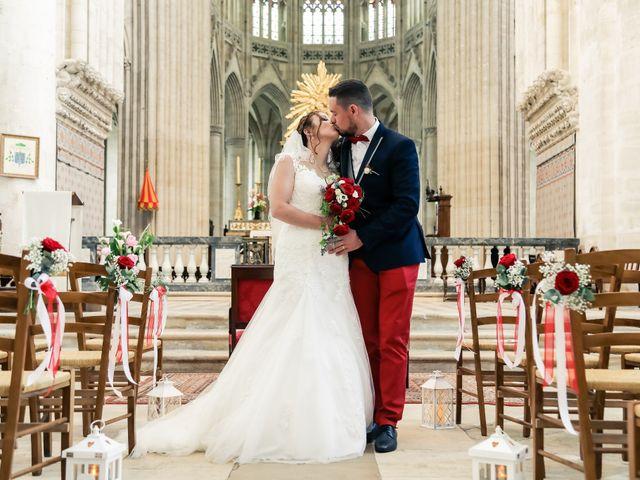 Le mariage de Cédric et Adeline à Saint-Julien-sur-Sarthe, Orne 153