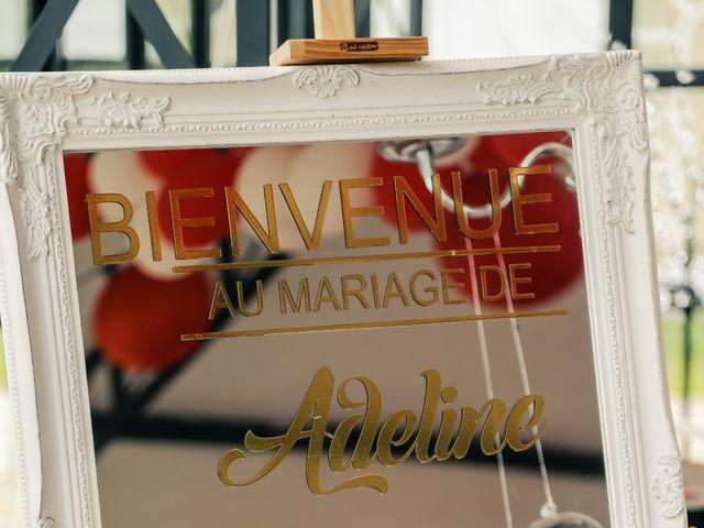 Le mariage de Cédric et Adeline à Saint-Julien-sur-Sarthe, Orne 189
