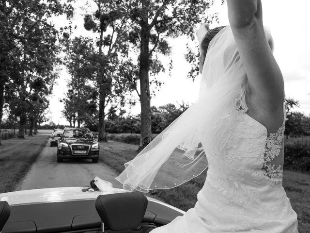 Le mariage de Cédric et Adeline à Saint-Julien-sur-Sarthe, Orne 203
