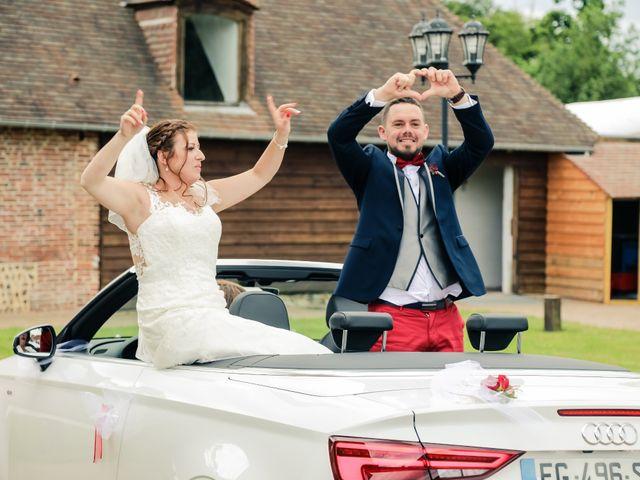 Le mariage de Cédric et Adeline à Saint-Julien-sur-Sarthe, Orne 206