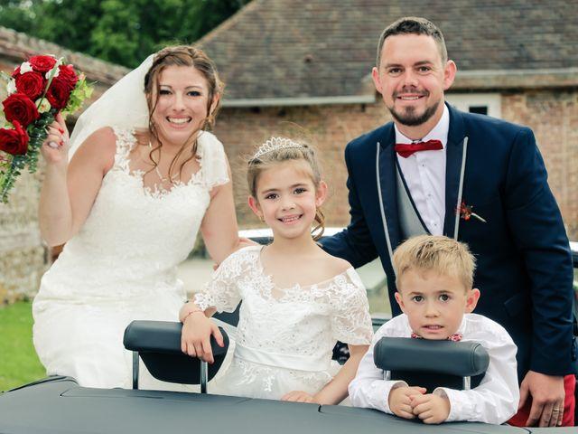 Le mariage de Cédric et Adeline à Saint-Julien-sur-Sarthe, Orne 208