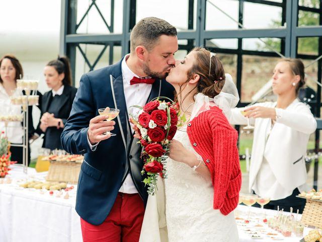 Le mariage de Cédric et Adeline à Saint-Julien-sur-Sarthe, Orne 209