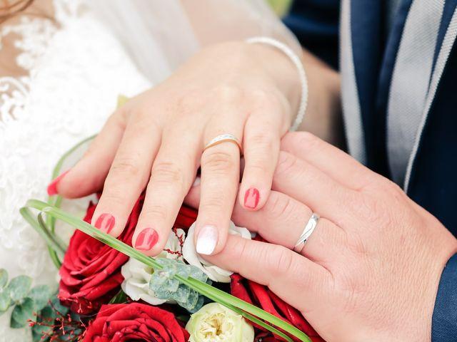 Le mariage de Cédric et Adeline à Saint-Julien-sur-Sarthe, Orne 221