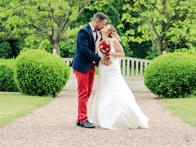 Le mariage de Cédric et Adeline à Saint-Julien-sur-Sarthe, Orne 226
