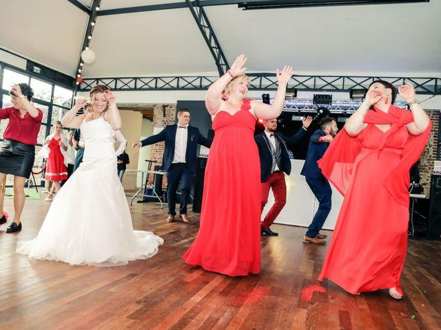 Le mariage de Cédric et Adeline à Saint-Julien-sur-Sarthe, Orne 245