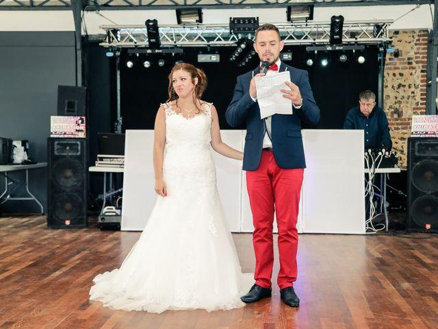 Le mariage de Cédric et Adeline à Saint-Julien-sur-Sarthe, Orne 246
