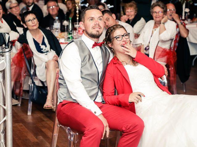Le mariage de Cédric et Adeline à Saint-Julien-sur-Sarthe, Orne 254