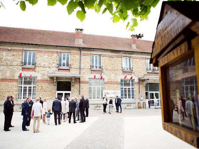 Le mariage de Eric et Carine à Esbly, Seine-et-Marne 3