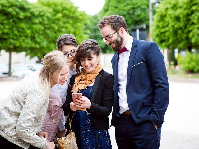 Le mariage de Eric et Carine à Esbly, Seine-et-Marne 6