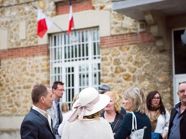Le mariage de Eric et Carine à Esbly, Seine-et-Marne 10