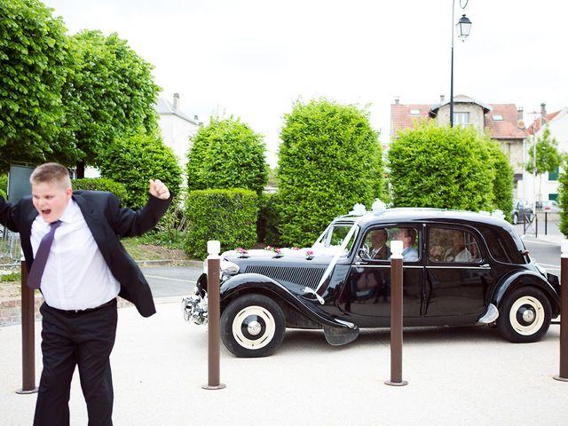 Le mariage de Eric et Carine à Esbly, Seine-et-Marne 17