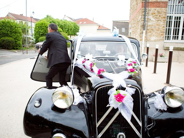 Le mariage de Eric et Carine à Esbly, Seine-et-Marne 20