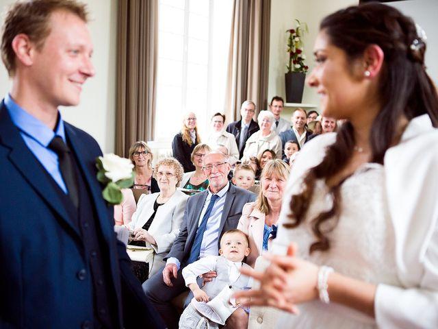 Le mariage de Eric et Carine à Esbly, Seine-et-Marne 75