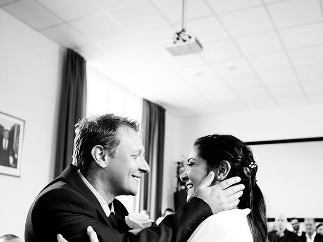 Le mariage de Eric et Carine à Esbly, Seine-et-Marne 77