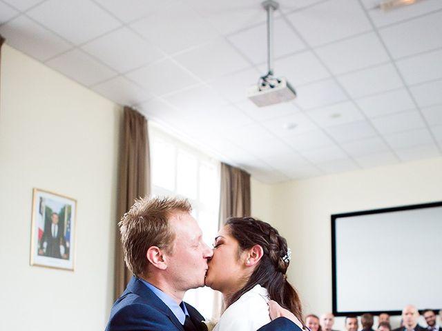 Le mariage de Eric et Carine à Esbly, Seine-et-Marne 78