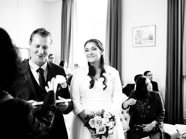 Le mariage de Eric et Carine à Esbly, Seine-et-Marne 86