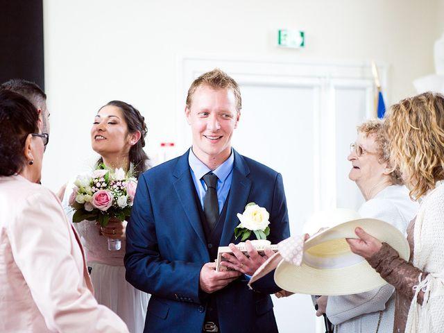 Le mariage de Eric et Carine à Esbly, Seine-et-Marne 89
