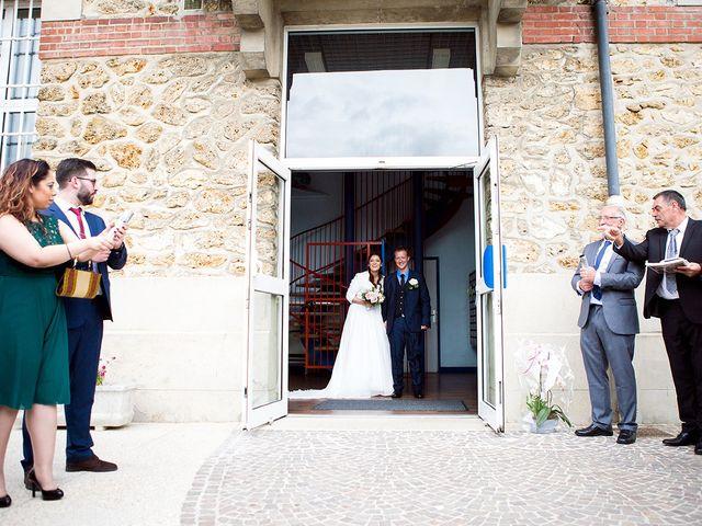 Le mariage de Eric et Carine à Esbly, Seine-et-Marne 96