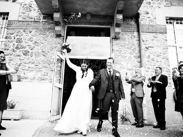 Le mariage de Eric et Carine à Esbly, Seine-et-Marne 1