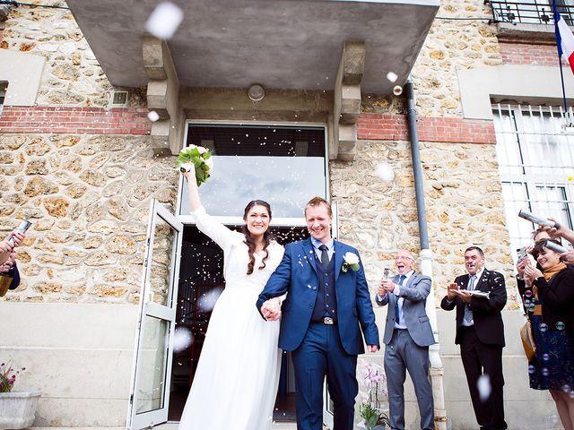 Le mariage de Eric et Carine à Esbly, Seine-et-Marne 99